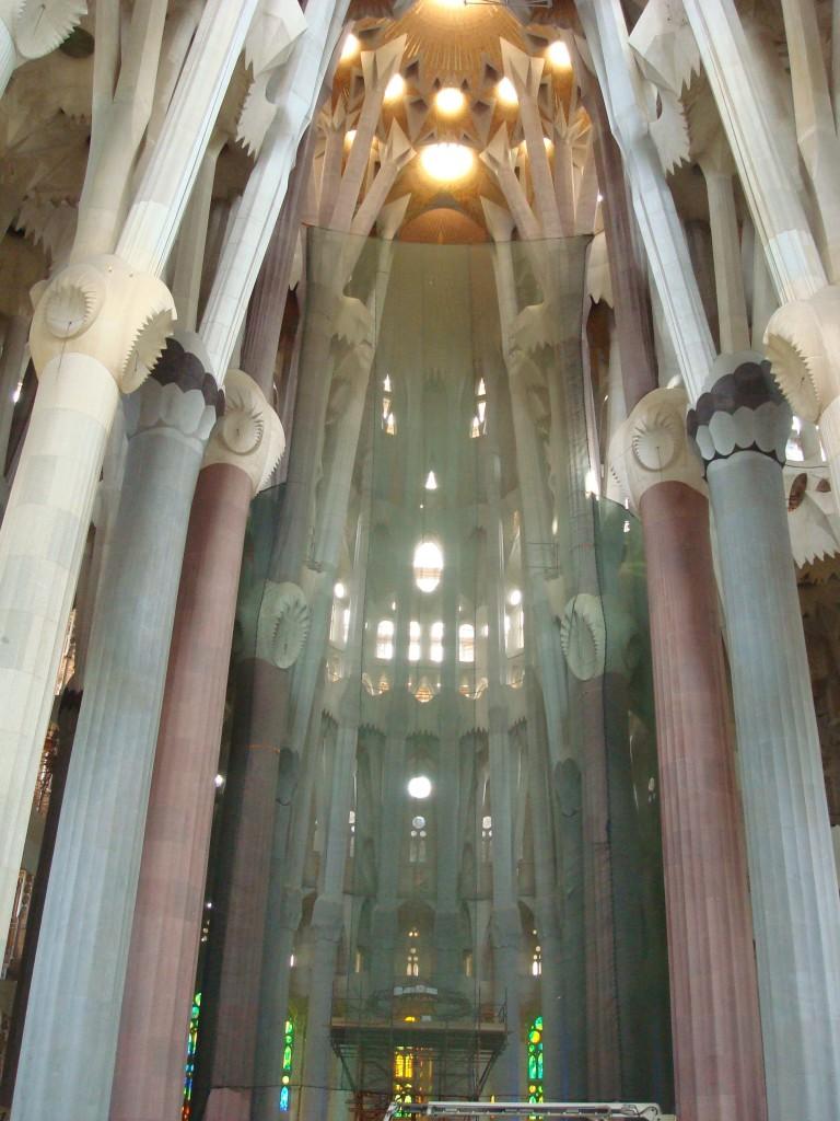 Kreuzfahrtausflug in die Sagrada Familia