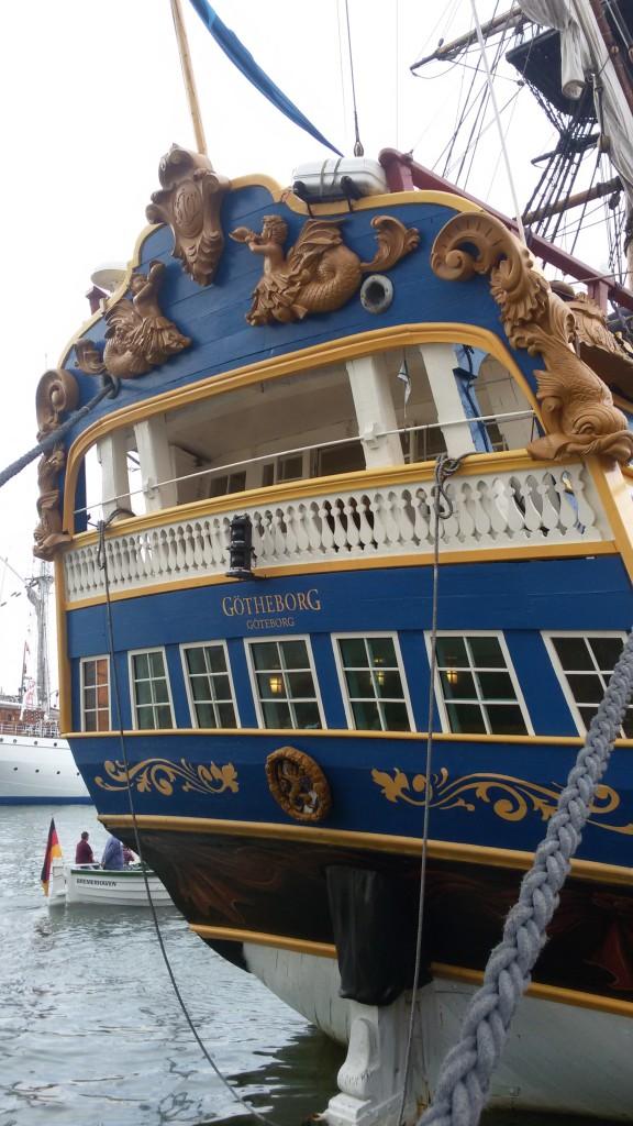 Schiff Götheborg