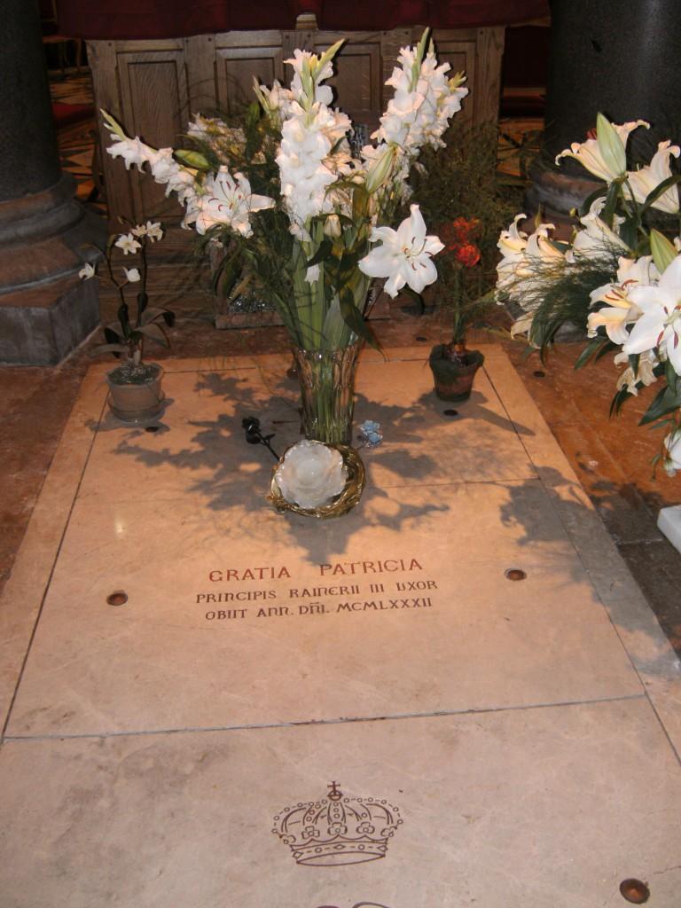 Tomb of Gratia Patricia Monaco