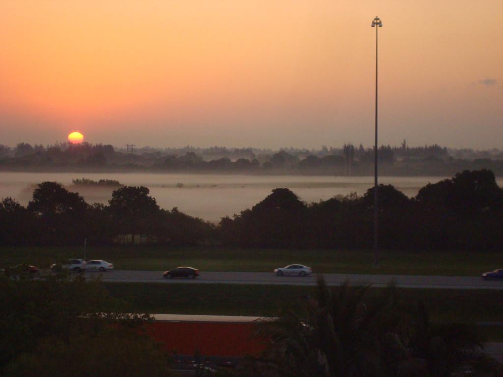 Miami Sonnenuntergang