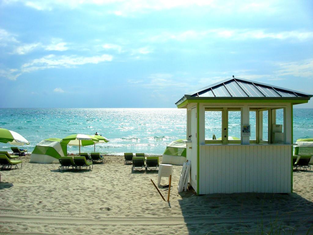 Miam Strand Beach
