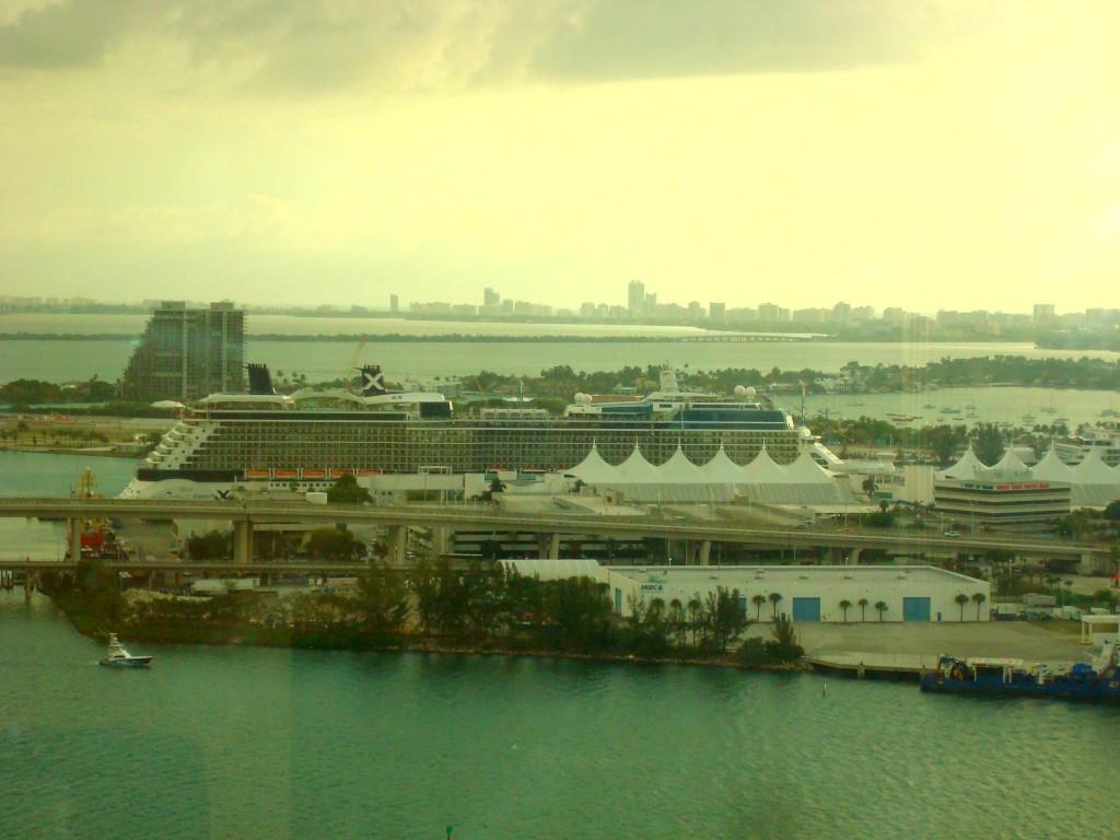 Cruise Kreuzfahrt Miami Hafen