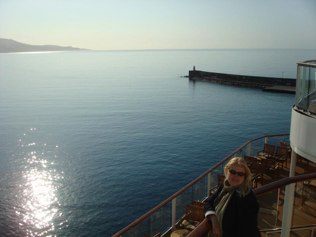Hafen Azoren