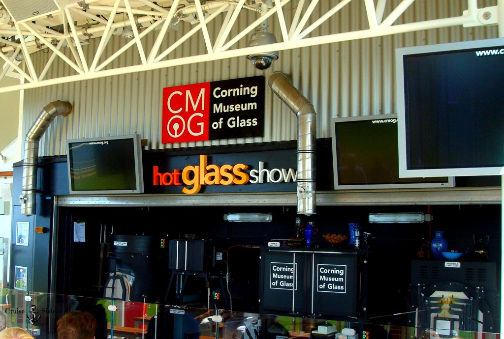 Hot glass show Celebrity