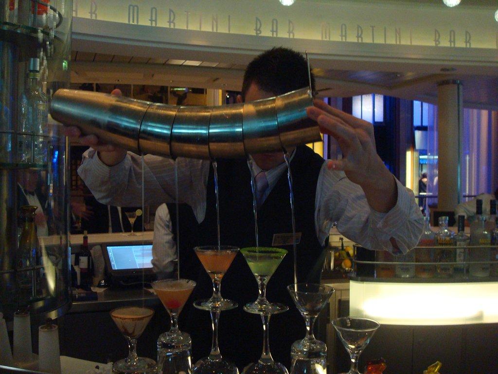 Martini Flight