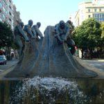 Stadtbummel und Tapas in Vigo
