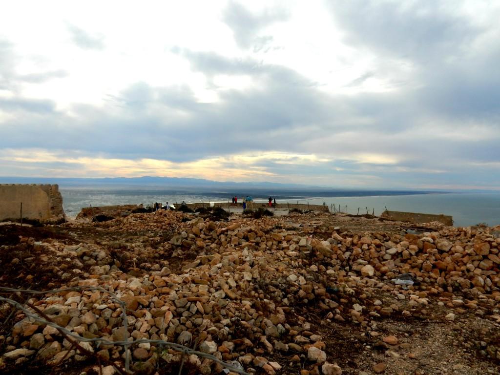 Ausblickspunkt in Agadir auf dem Landausflug in Marokko mit der Mein Schiff 4