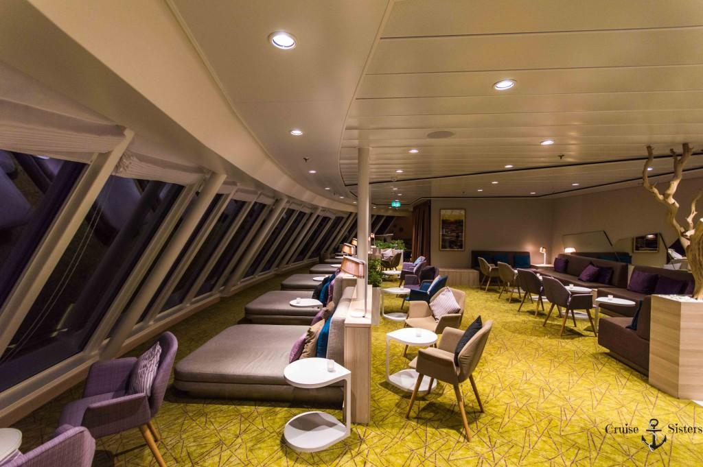 Himmel & Meer Lounge - Mein Schiff 4