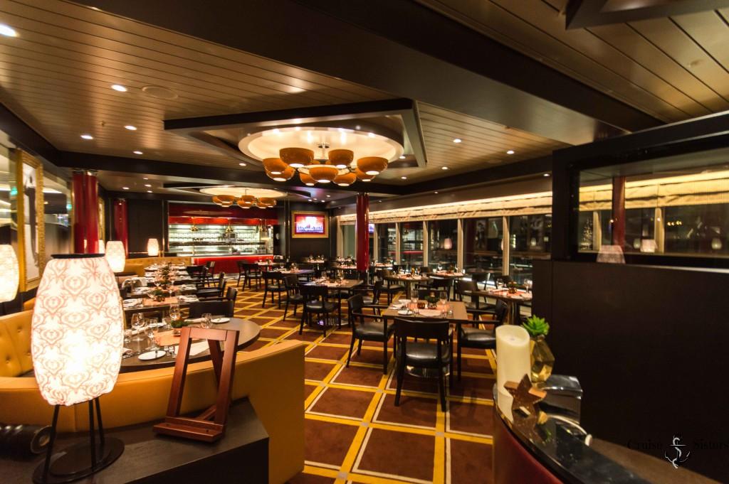 Steakhouse Mein Schiff 4