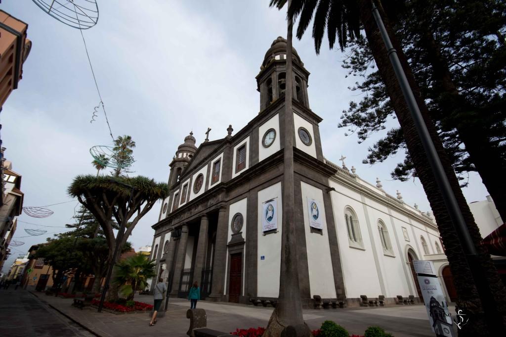 Catedral de La Laguna auf Teneriffa