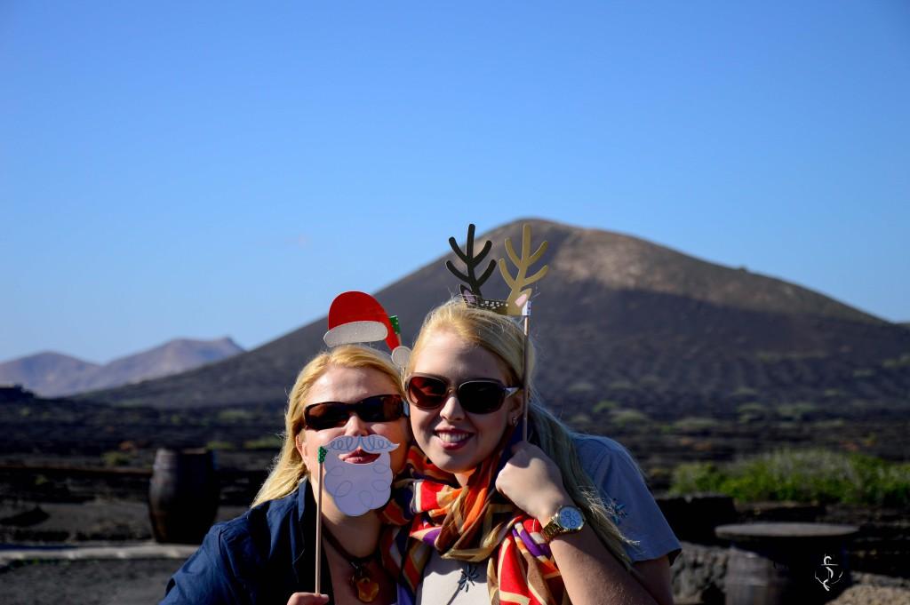 Die Kreuzfahrt Blogger Cruise Sisters auf Lanzerote