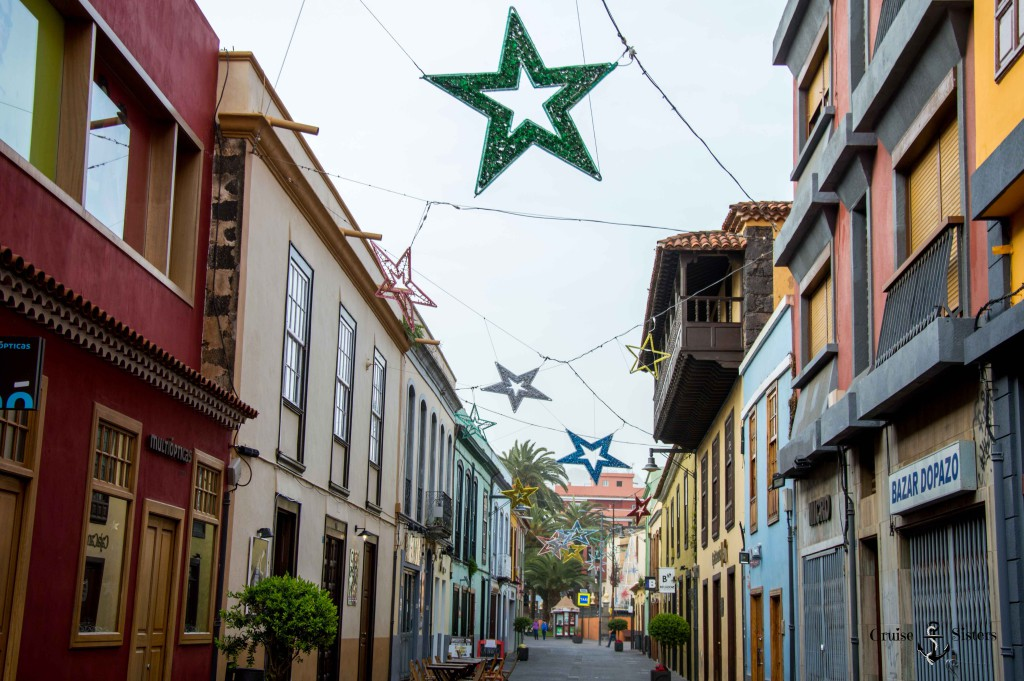 Weihnachten auf La Laguna in der Innenstadt