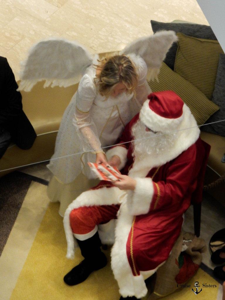 Weihnachtsmann Christkind Mein Schiff 4
