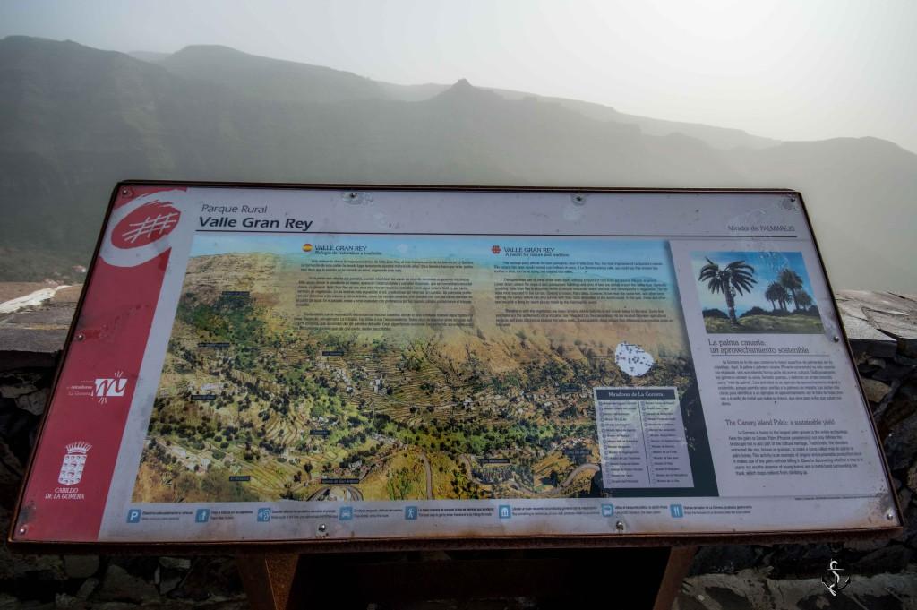 Aussichtspunkt von La Gomera