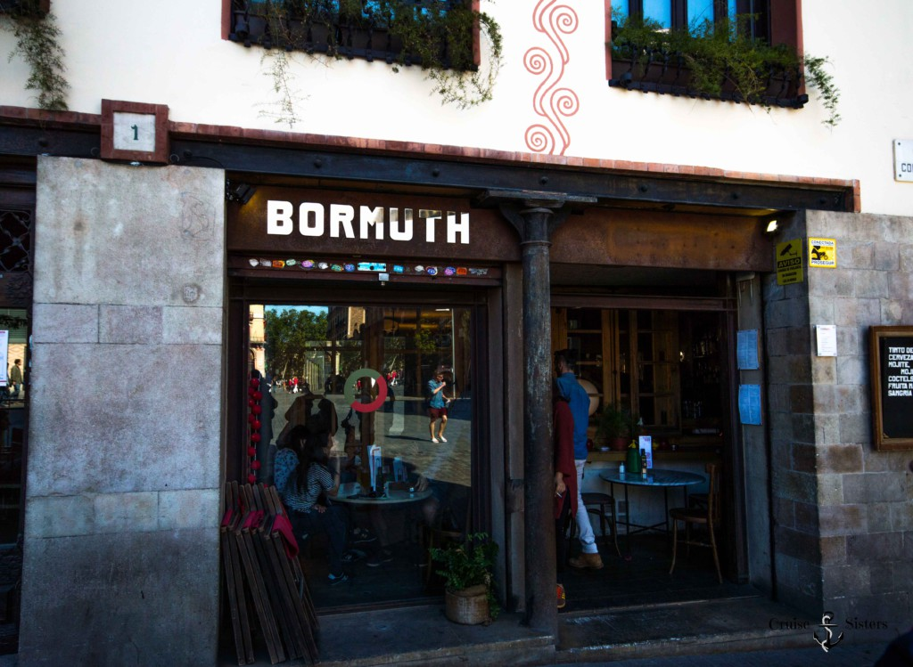 Tapas Bar Bormuth in Barcelona