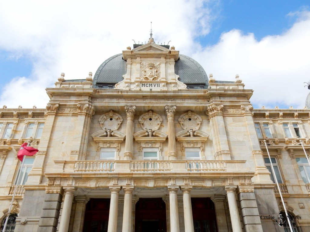 Rathaus von Cartagena