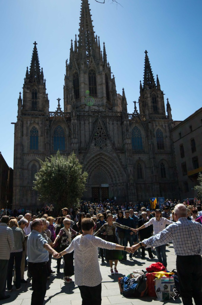 Sardana Catedral de Barcelona