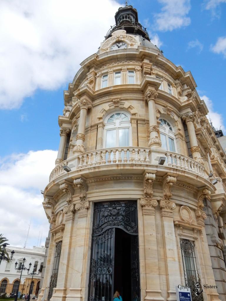 Touristeninformation in Cartagena