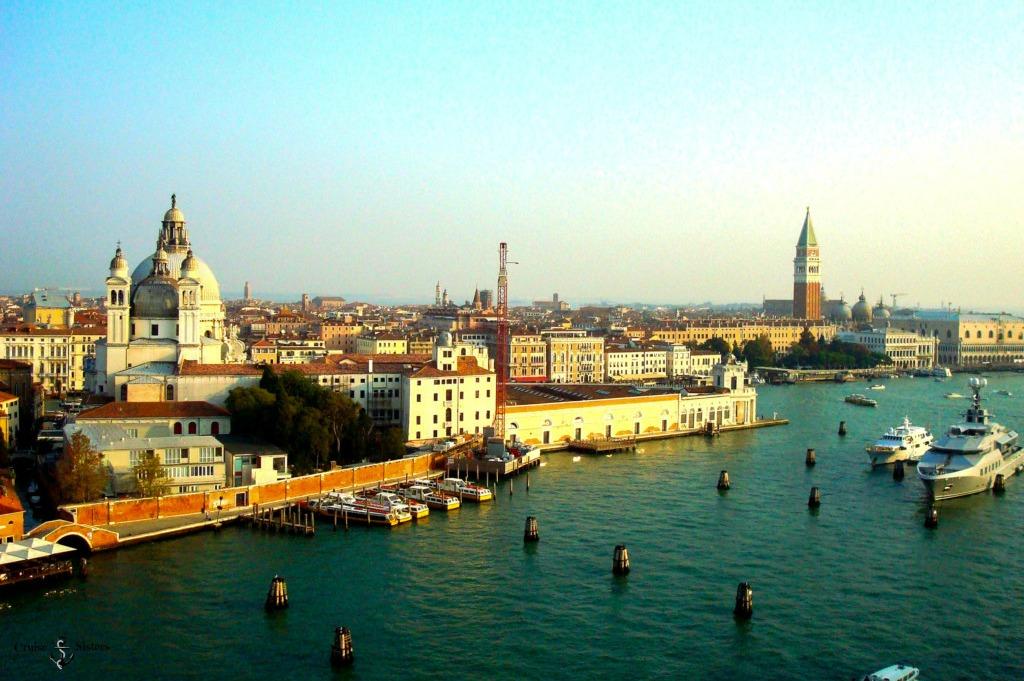 Kreuzfahrt Blog Venedig