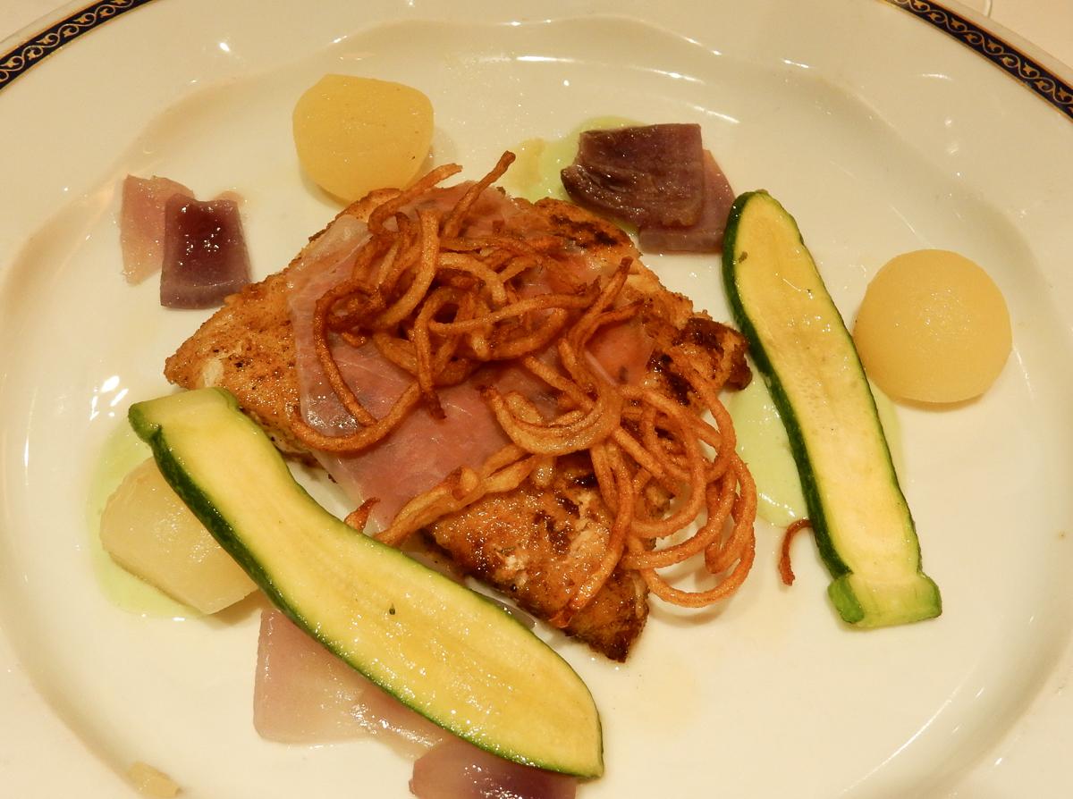 Dinner auf der Eurodam von Jonnie Boer