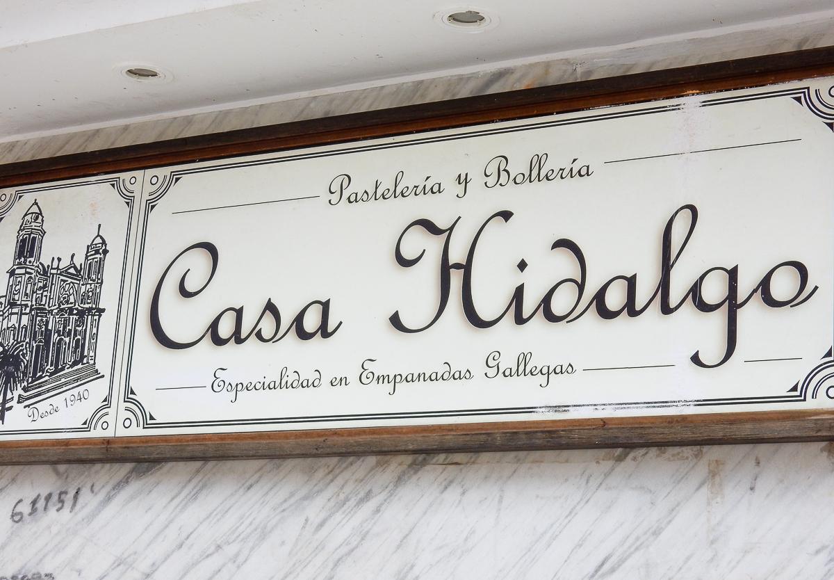 Casa Hidalgo Cádiz