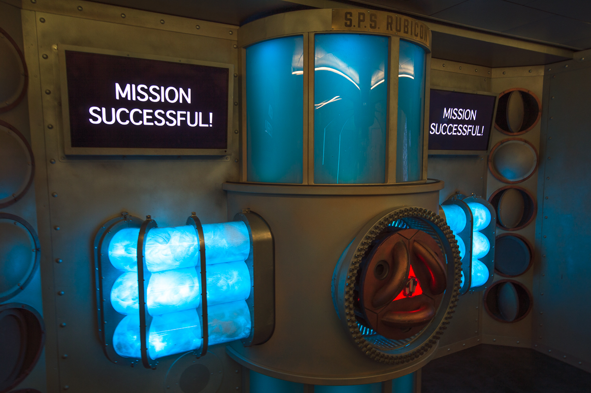 Escape Game onboard Harmony of the Seas