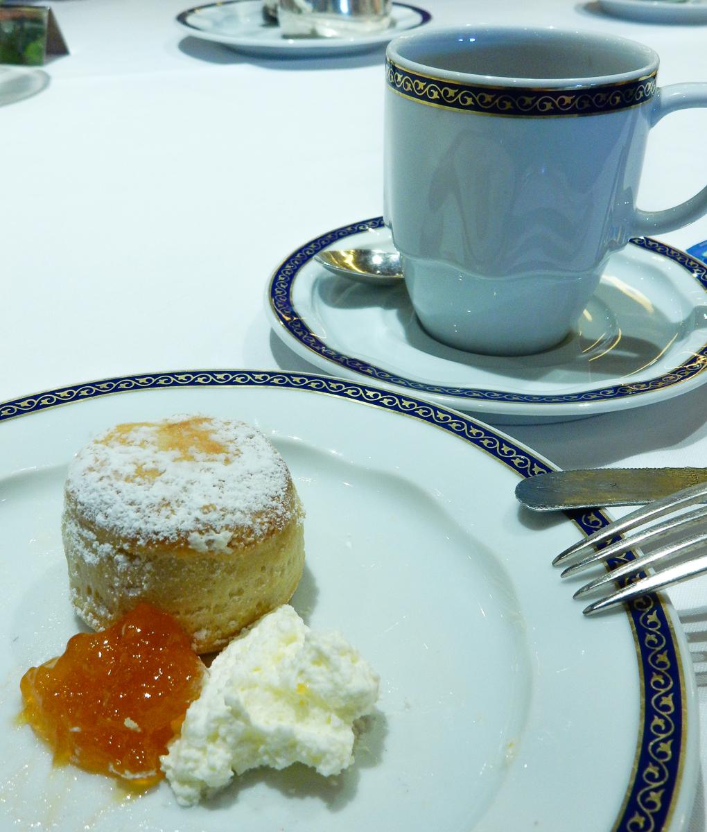 Eurodam Tea Event
