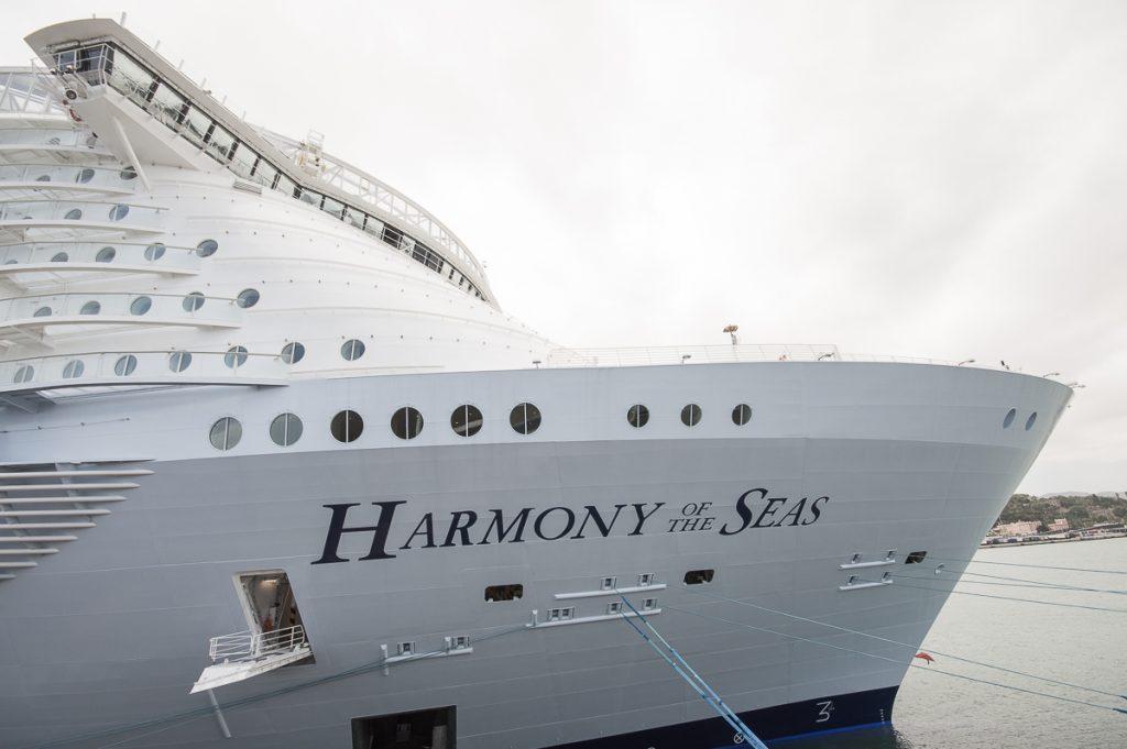 Cruise Ship Harmony of the Seas