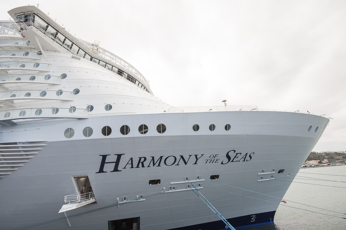 Cruise Ship Harmony of the Seas