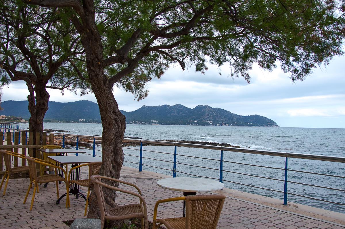 Cala Ratjada in Mallorca