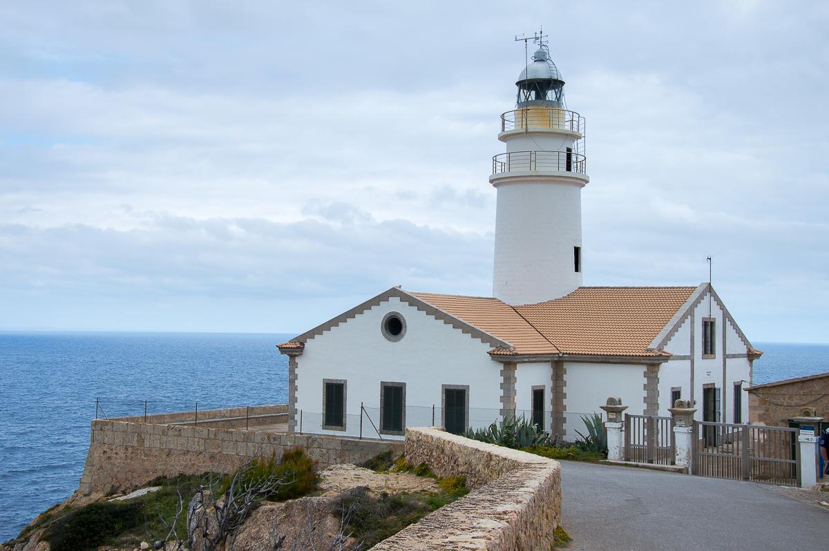 Der Leuchtturm Faro de Capdepera