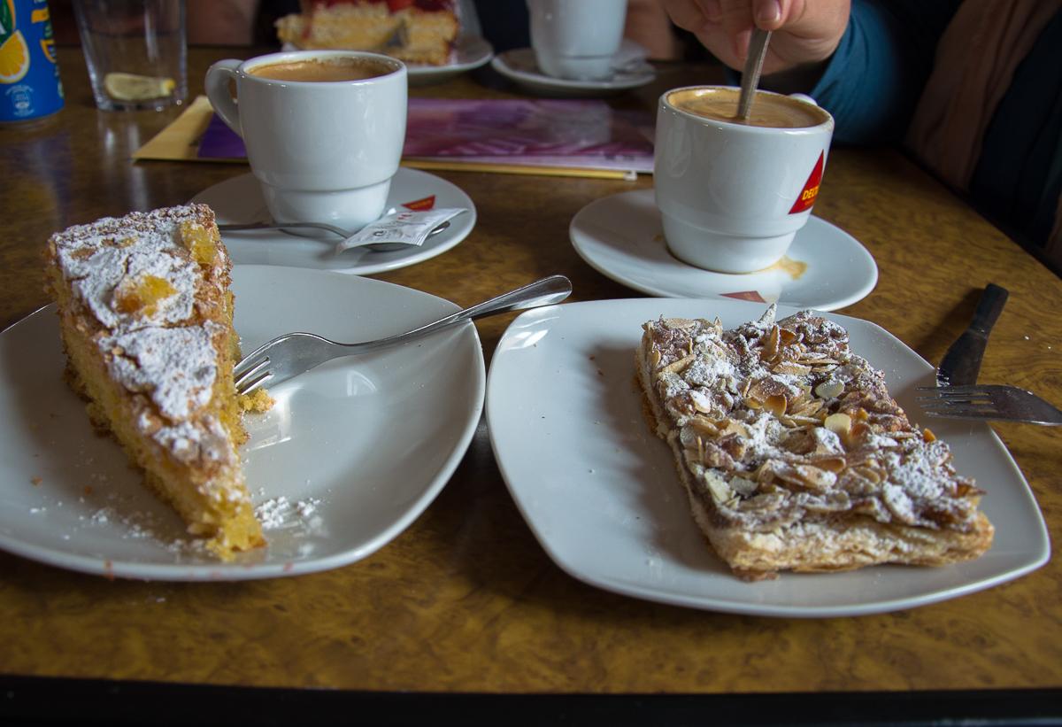 Café Sant Salvador in Artà auf Mallorca