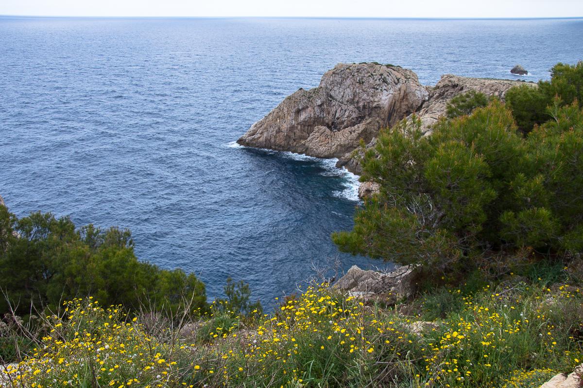 Die Steilküsten von Capdepera und Cala Ratjada