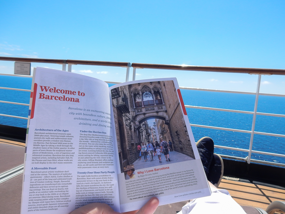 eurodam-barcelona-guide