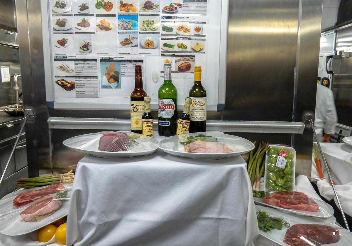 fleischgerichte eurodam