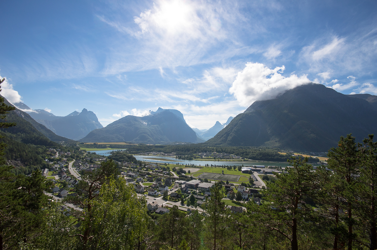 andalsnes-norway