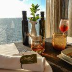Abendessen im Canaletto an Bord der Eurodam