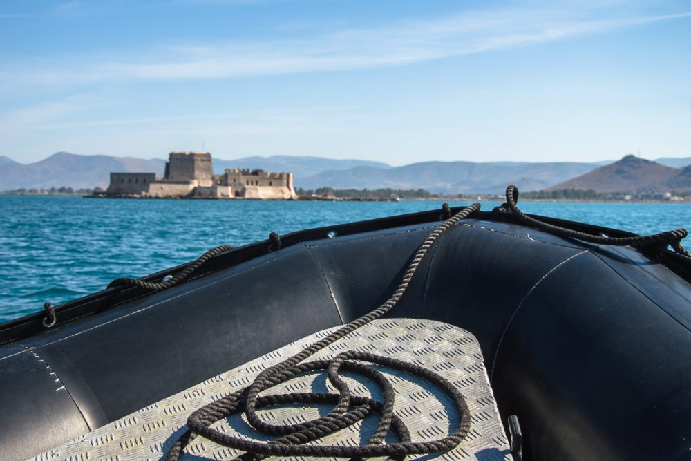 Zodiac Cruising with MS EUROPA 2
