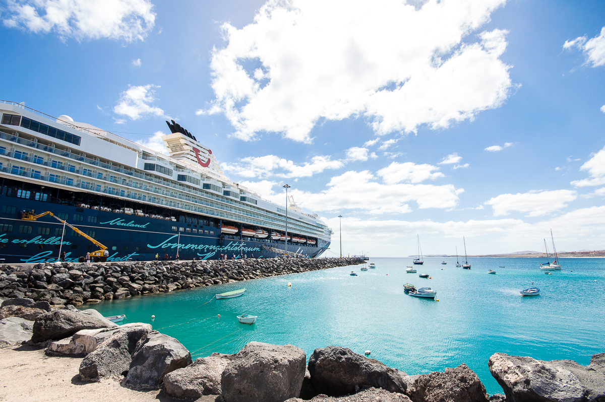Discover Fuerteventura Aboard The Mein Schiff 2 Cruise