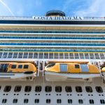 Willkommen an Bord der Costa Diadema