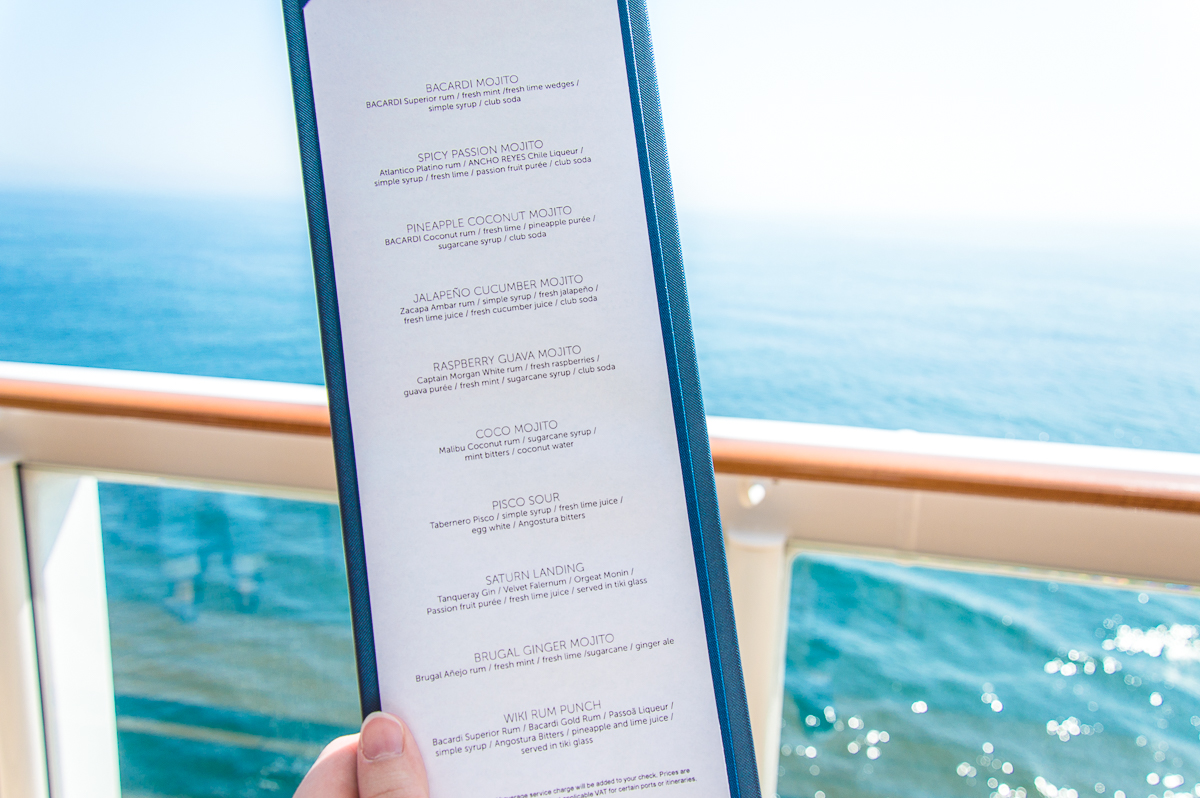Top 10 Activities Aboard Norwegian Bliss Cruise Sisters