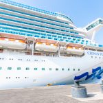 Welcome Aboard Crown Princess