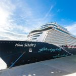 Die neue Mein Schiff 2: Erster Eindruck und Schiffstaufe
